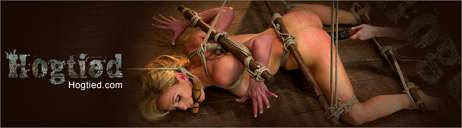 Hogtied pics and video